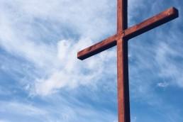 cross because of barabbas